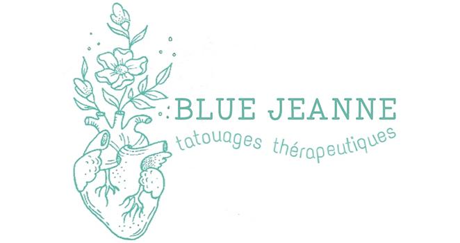 Blue Jeanne
